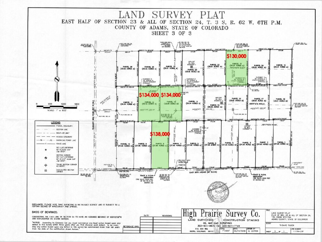 35 Acre lots survey copy