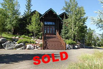 Taylor Mtn house SOLD